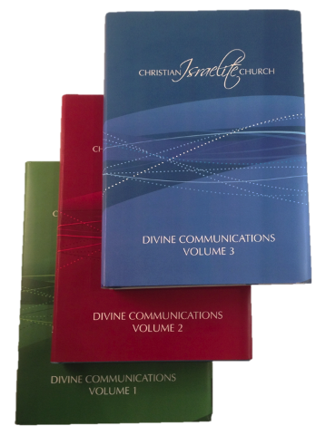 Divine Communications Set of 3