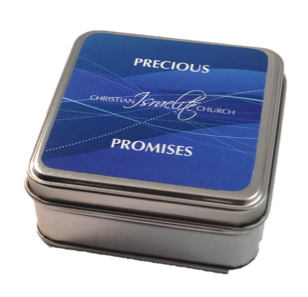 Precious Promise Box Blue