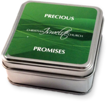 Precious Promise Box Green