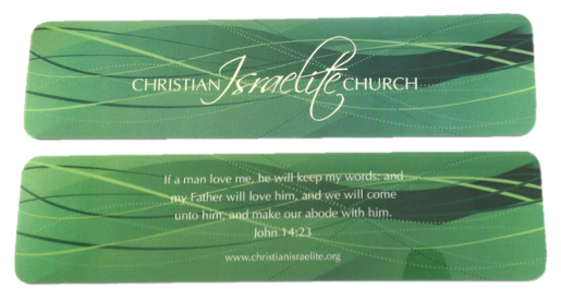 Book Mark Dark Green