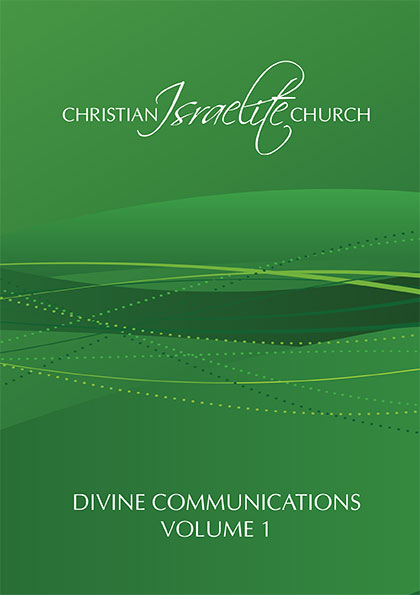 DIVINE COMMUNICATIONS VOLUME 1