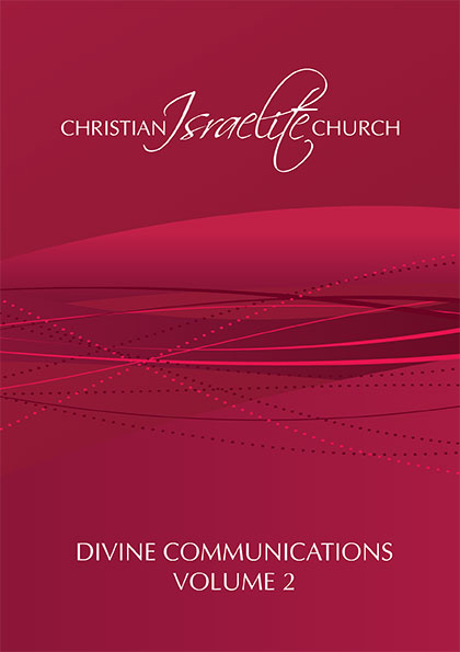 DIVINE COMMUNICATIONS VOLUME 2