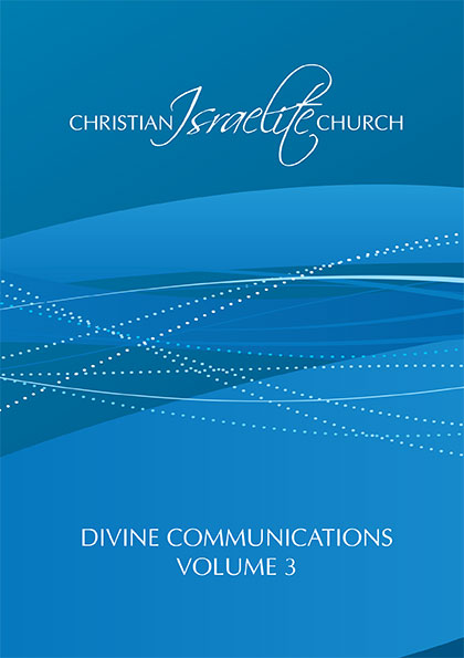DIVINE COMMUNICATIONS VOLUME 3